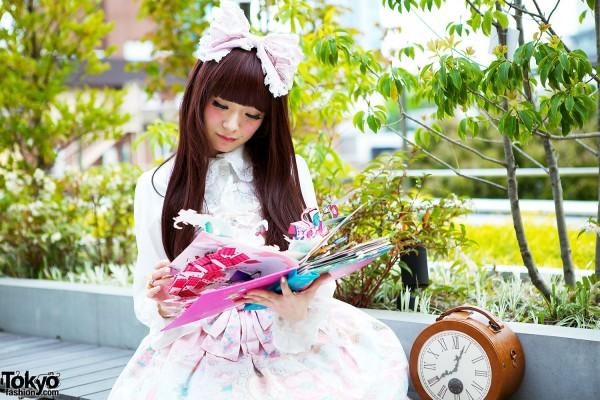 Maison de Julietta Harajuku Lolita Experience (23)