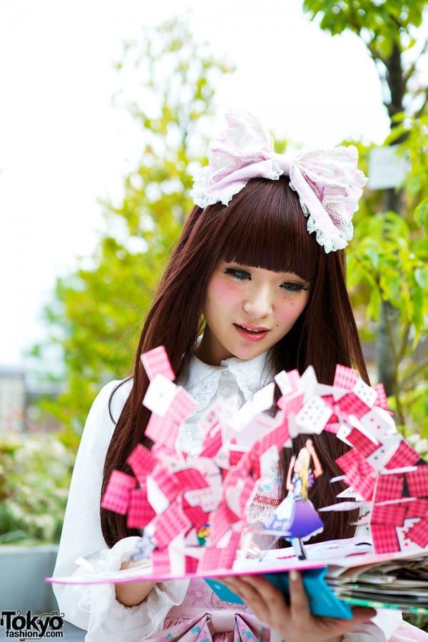 Maison de Julietta Harajuku Lolita Experience (24)