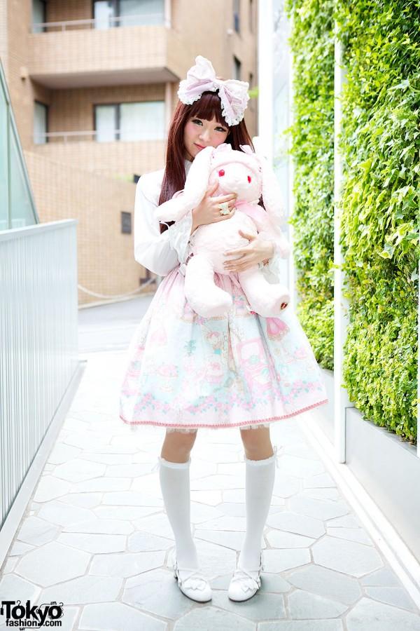 Maison de Julietta Harajuku Lolita Experience (25)
