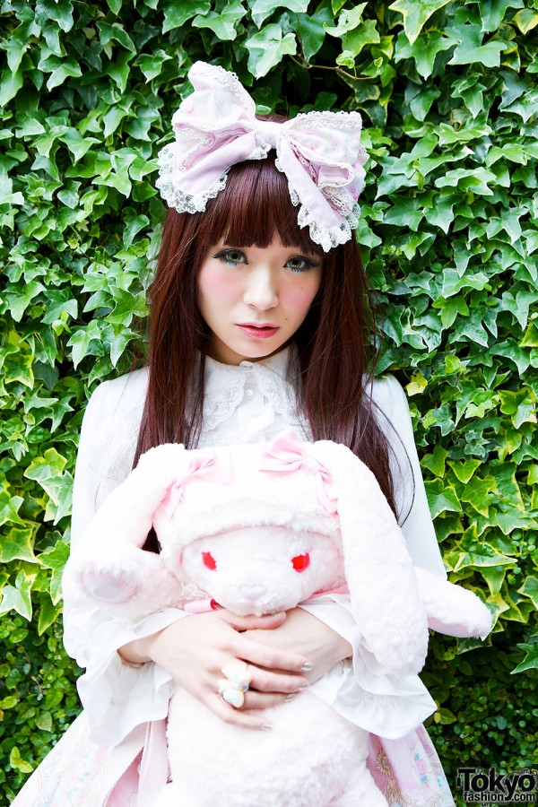 Maison de Julietta Harajuku Lolita Experience (27)