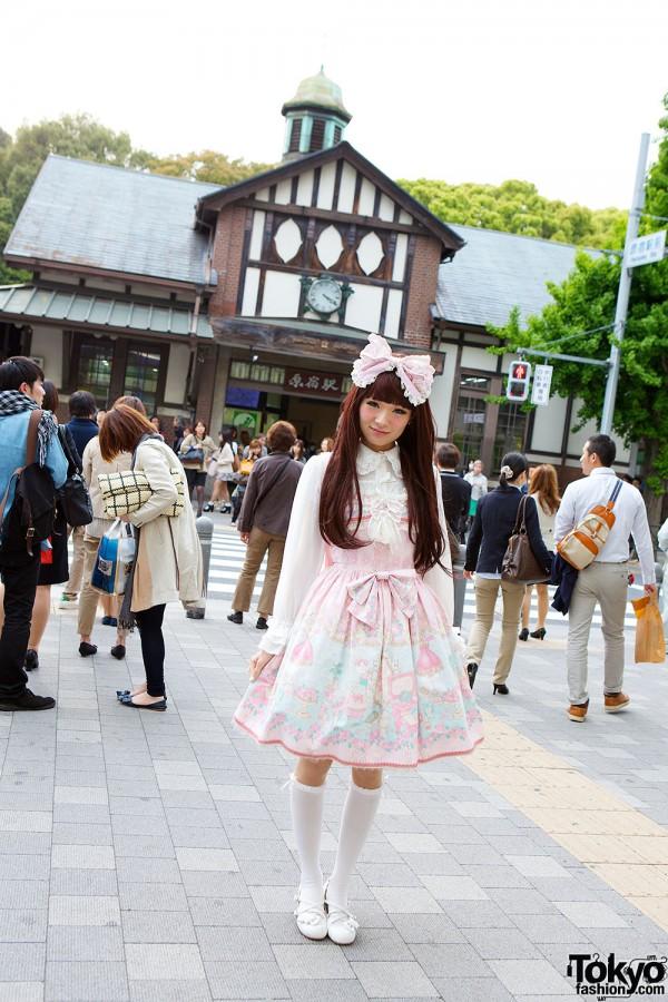Maison de Julietta Harajuku Lolita Experience (28)