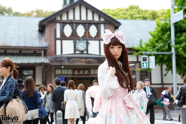 Maison de Julietta Harajuku Lolita Experience (29)