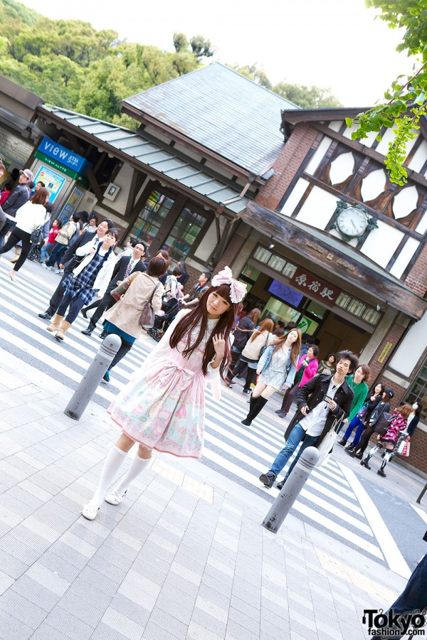 Maison de Julietta Harajuku Lolita Experience (30)