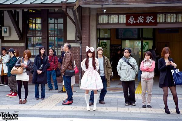 Maison de Julietta Harajuku Lolita Experience (31)