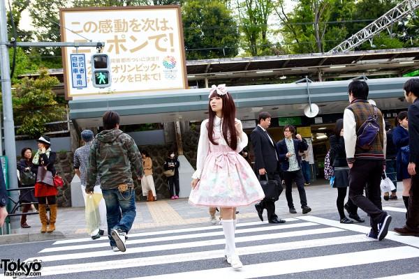 Maison de Julietta Harajuku Lolita Experience (32)