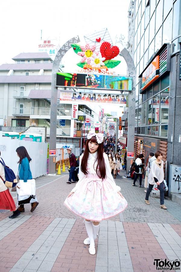 Maison de Julietta Harajuku Lolita Experience (33)