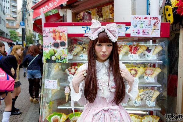Maison de Julietta Harajuku Lolita Experience (35)