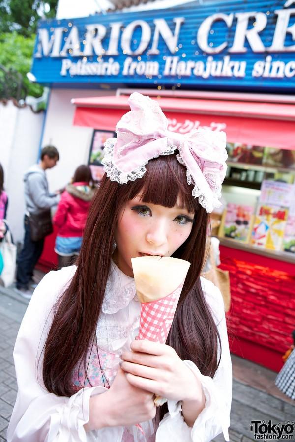 Maison de Julietta Harajuku Lolita Experience (36)