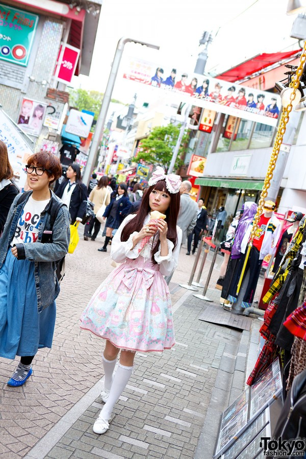 Maison de Julietta Harajuku Lolita Experience (37)