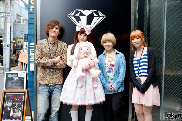 Maison de Julietta Harajuku Lolita Experience (38)