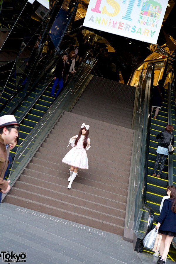 Maison de Julietta Harajuku Lolita Experience (39)