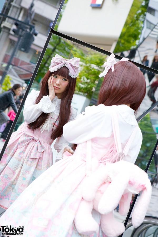 Maison de Julietta Harajuku Lolita Experience (40)