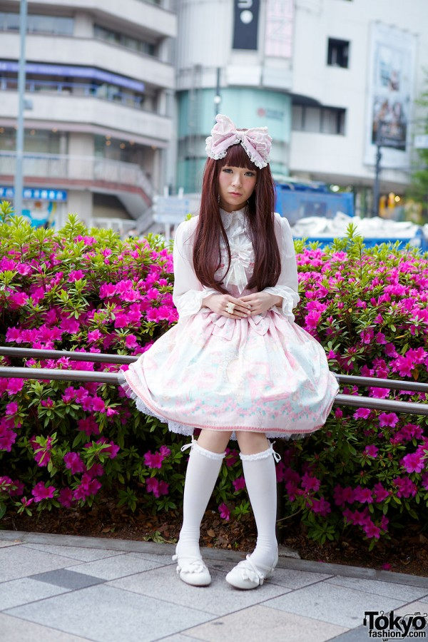 Maison de Julietta Harajuku Lolita Experience (41)