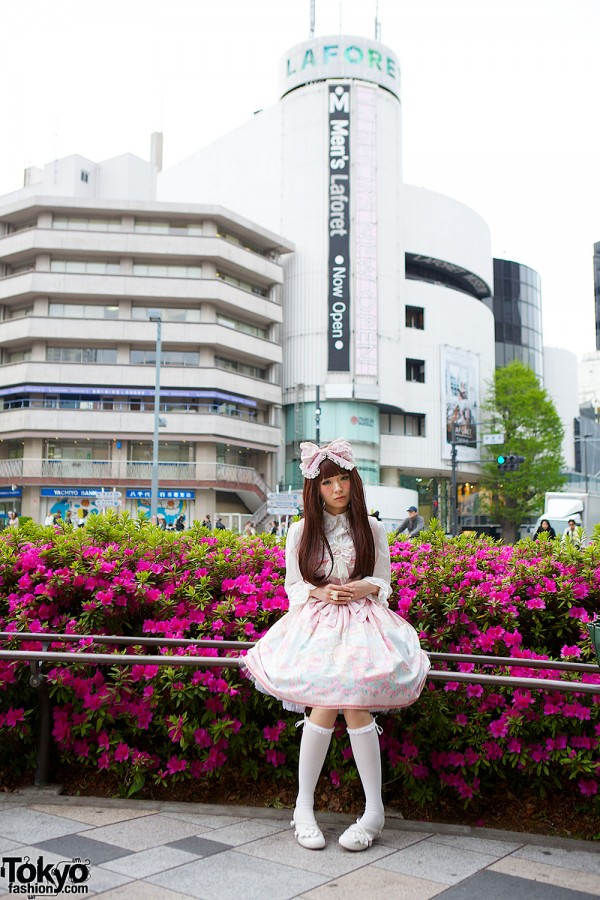 Maison de Julietta Harajuku Lolita Experience (42)