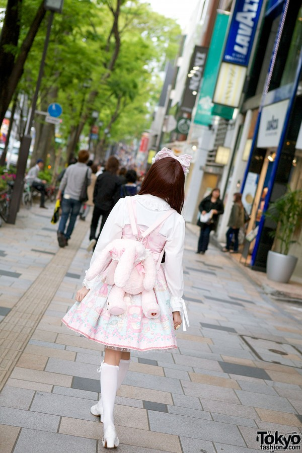 Maison de Julietta Harajuku Lolita Experience (43)