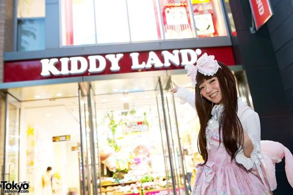 Maison de Julietta Harajuku Lolita Experience (44)