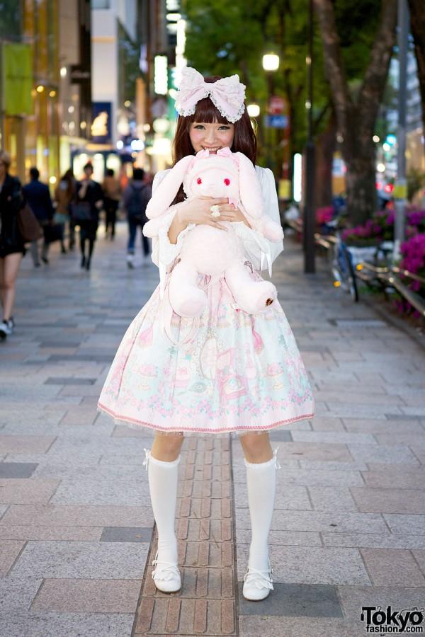 Maison de Julietta Harajuku Lolita Experience (45)