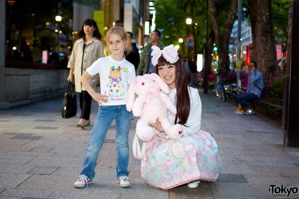Maison de Julietta Harajuku Lolita Experience (46)