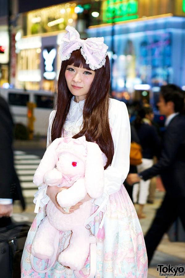 Maison de Julietta Harajuku Lolita Experience (48)