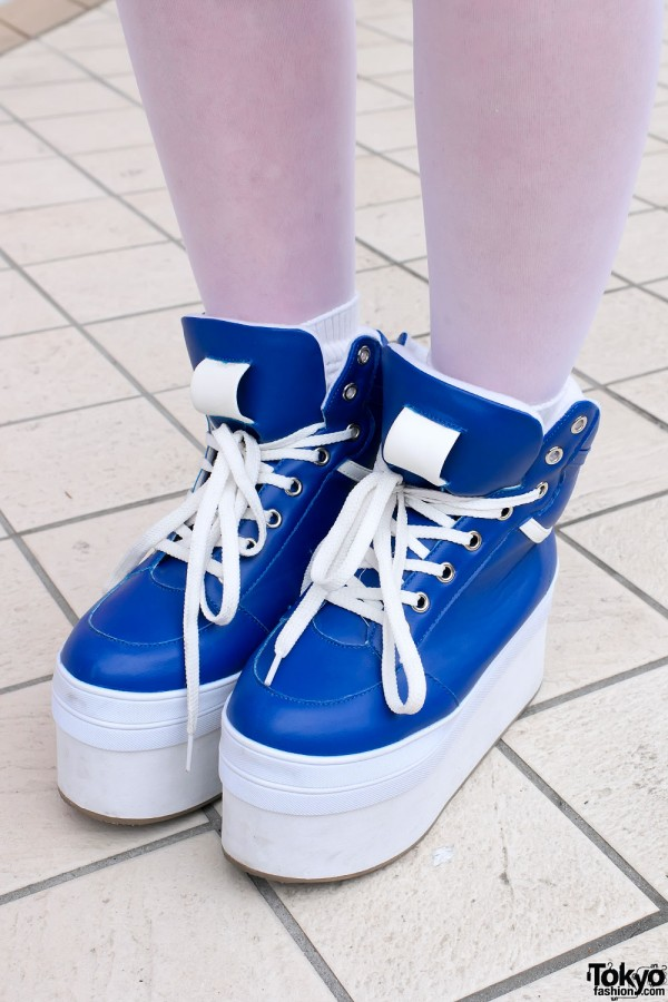 Namaiki Platform Shoes