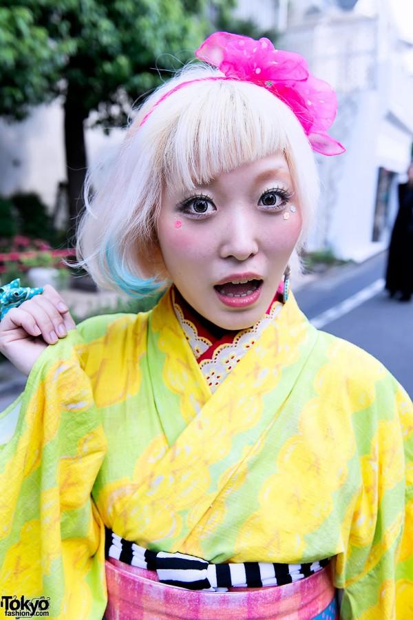 Harajuku Fashion Designer Kumamiki