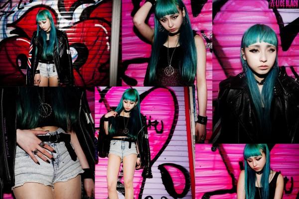 """Aoi x Alice Black """"Pretty Vacant"""" Collection"""