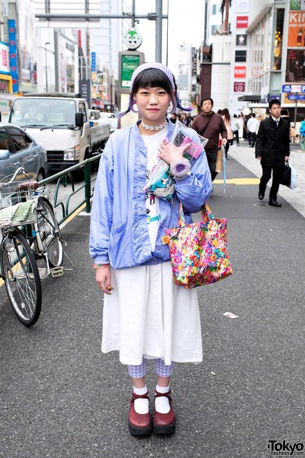 Harajuku Girl in Braids & Tokyo Bopper