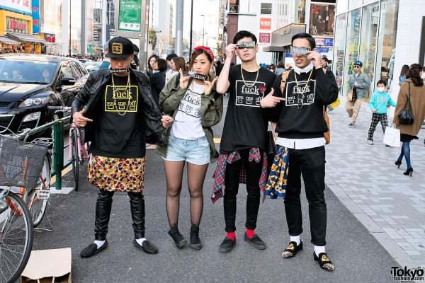 Style Icon Tokyo T-shirts & Sweatshirts
