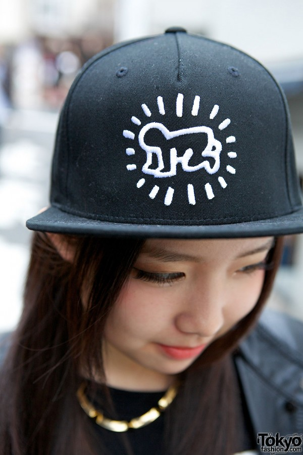 Obey x Keith Haring Cap