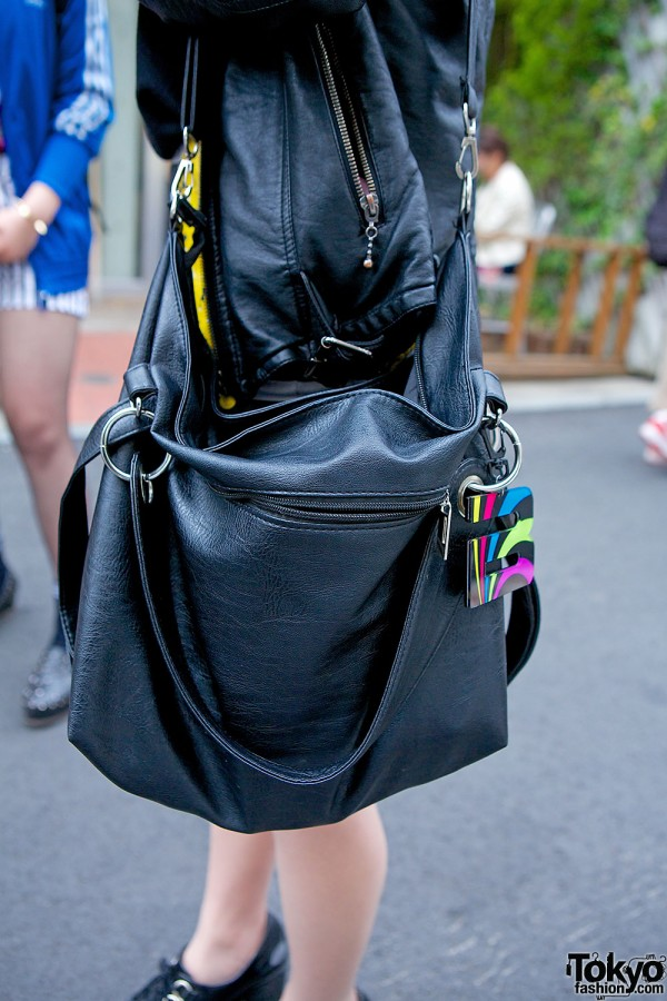 Slouchy Leather Purse