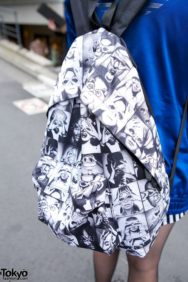 Hype Means Nothing Backpack
