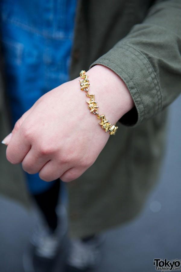Beams Bracelet