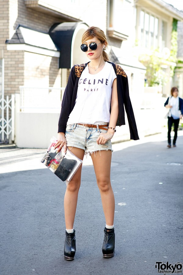 Celine футболка 7