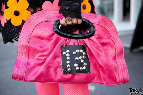 Pink 13 Bag