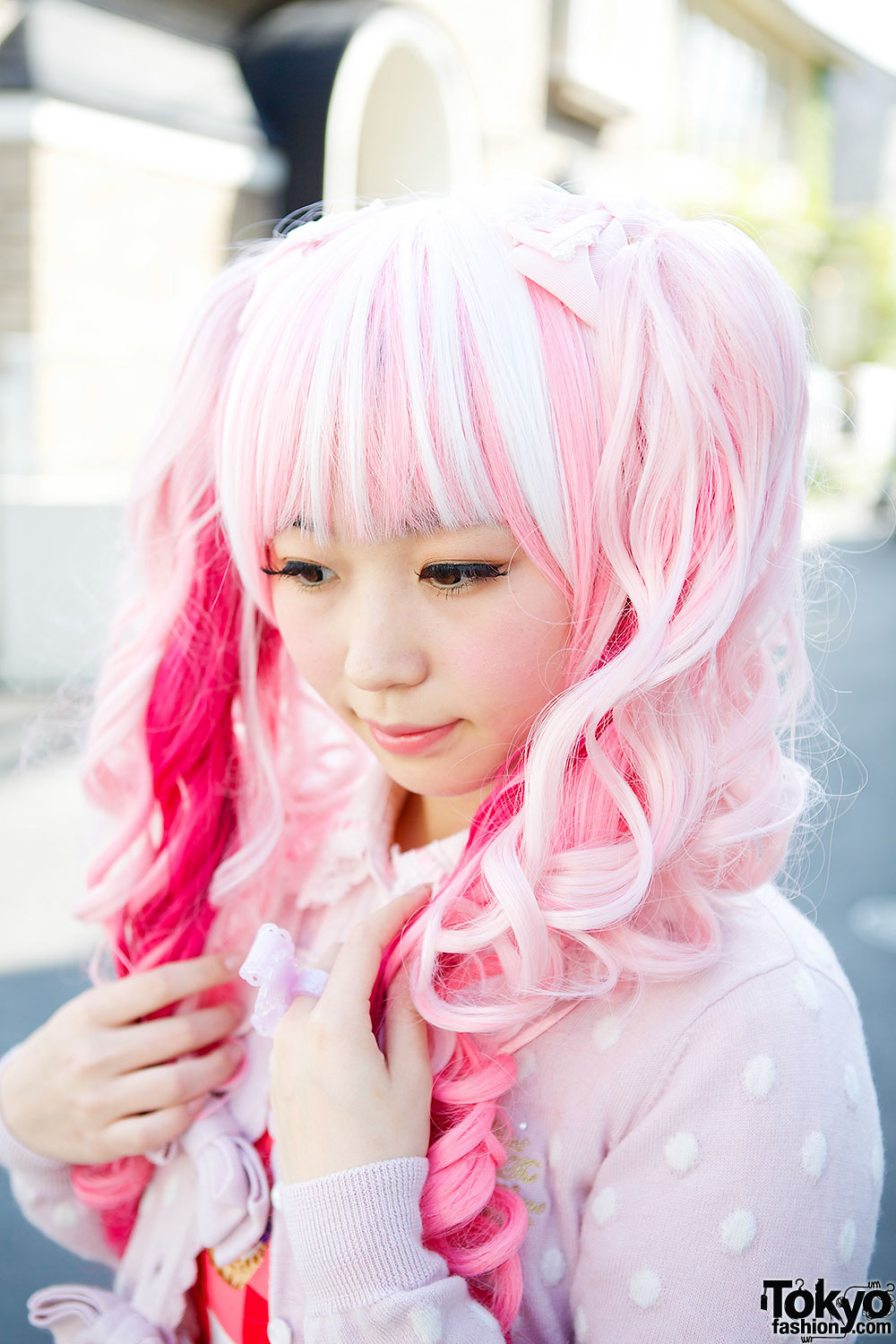kawaii pink twintails amp baby the stars shine bright