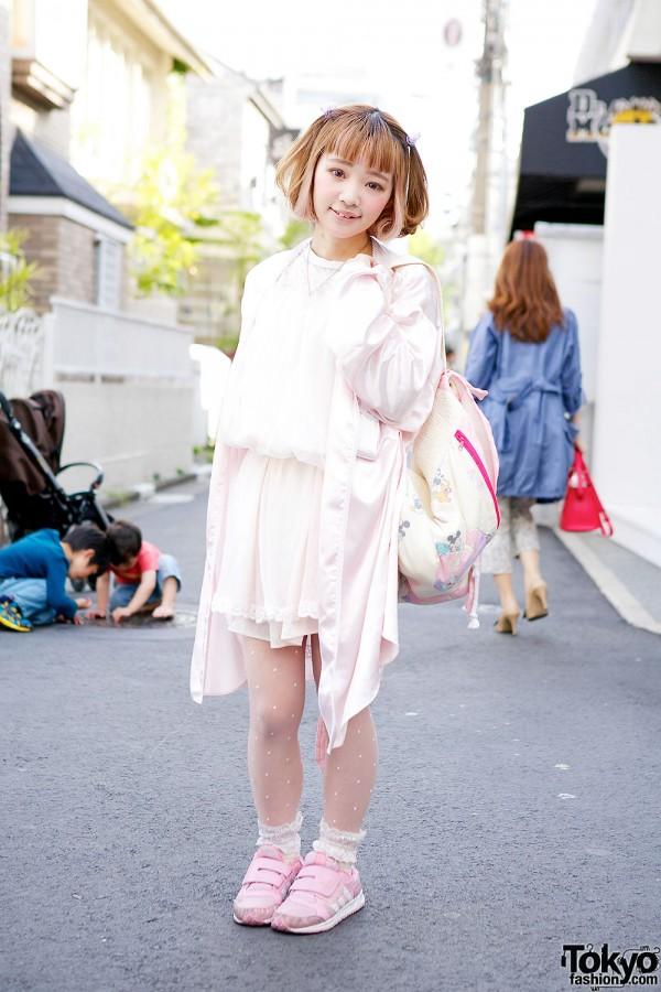 Kawaii Harajuku Resale & Handmade Fashion w/ Cat Ring & Donald Duck