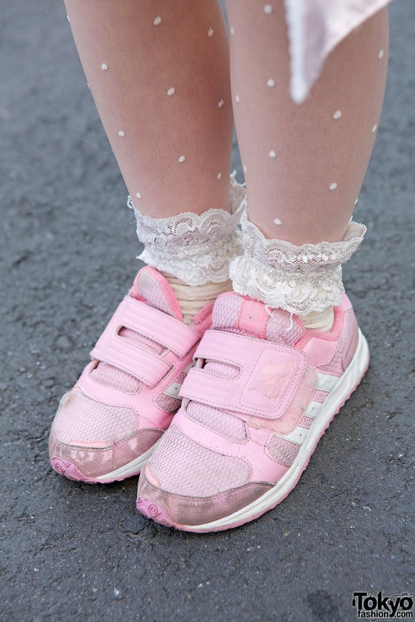 Cute Pink Nike Sneakers
