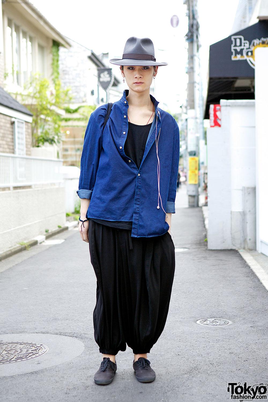 Yohji Yamamoto Harem Pants