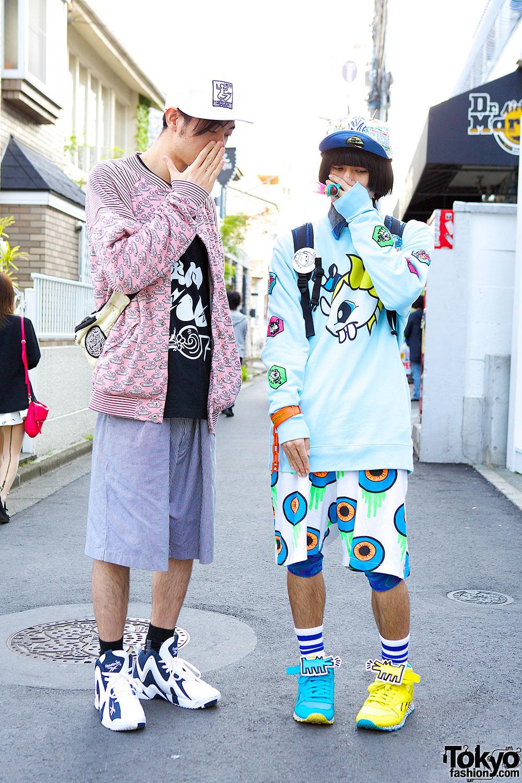 Tabinary, ZAORICK & Cassette Playa vs. borutanext5 & HIRO in Harajuku