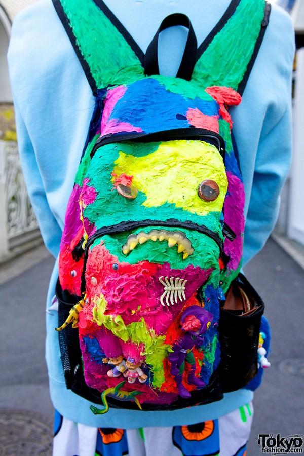 ZAORICK mochasse! Backpack
