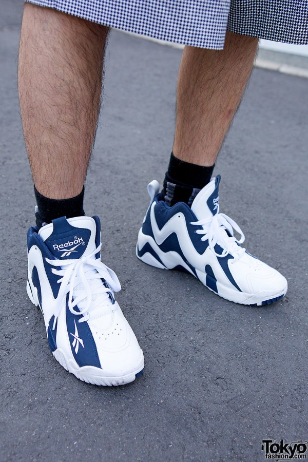 Reebok Kamikaze 2 Sneakers