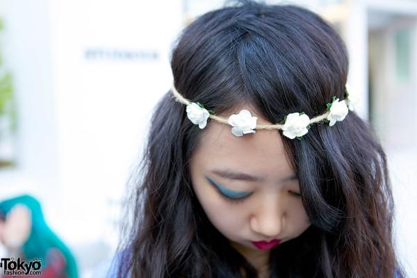 Harajuku Flower Crown