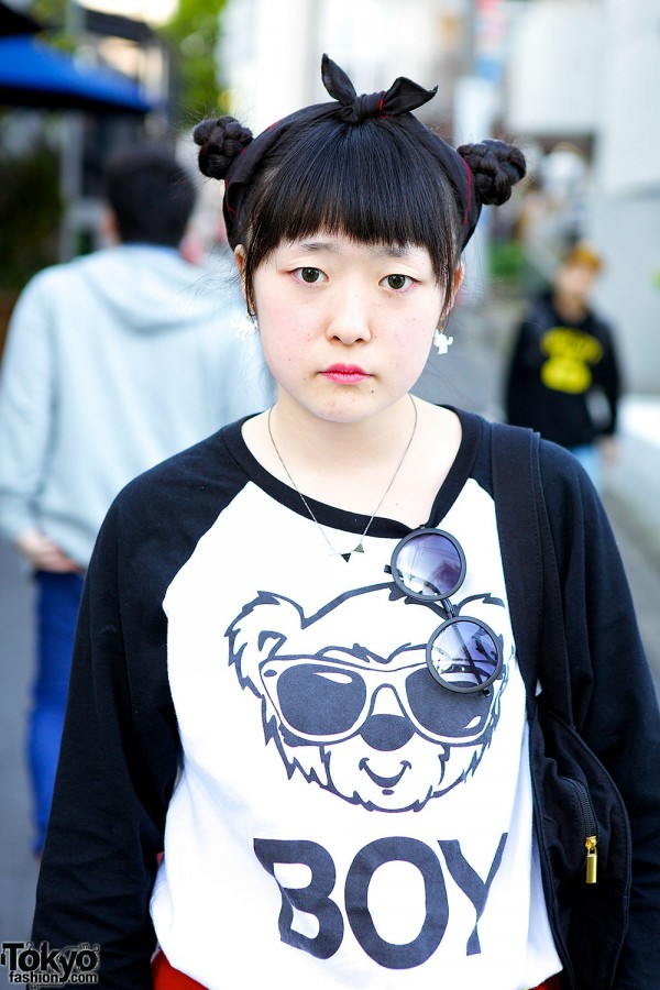 Joyrich Bear Top