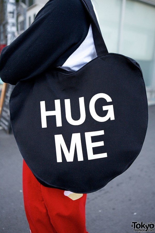 WEGO Hug Me Bag