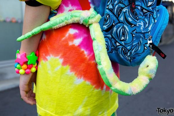 Snake Plushie