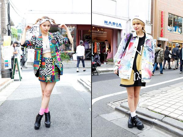 Harajuku Style Icon Una