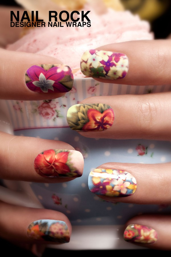 Nail Rock Nail Art