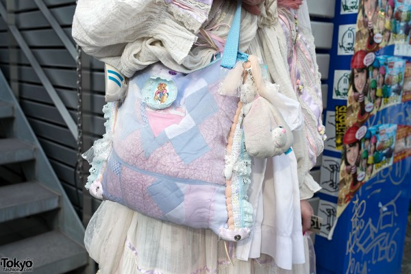 Quilted Bag in Harajuku