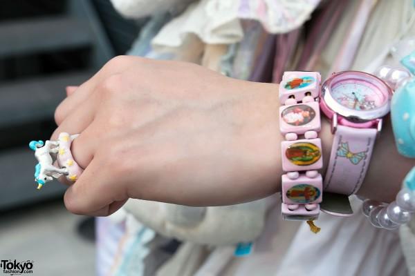 Unicorn Ring Harajuku