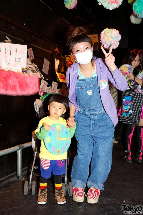 Harajuku Fashion Snaps at Pop N Cute Tokyo – Spring 2013